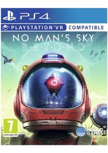 No Man's Sky: Beyond (VR Compatible) on PlayStation 4 for £11.95 Delivered @ The Game Collection