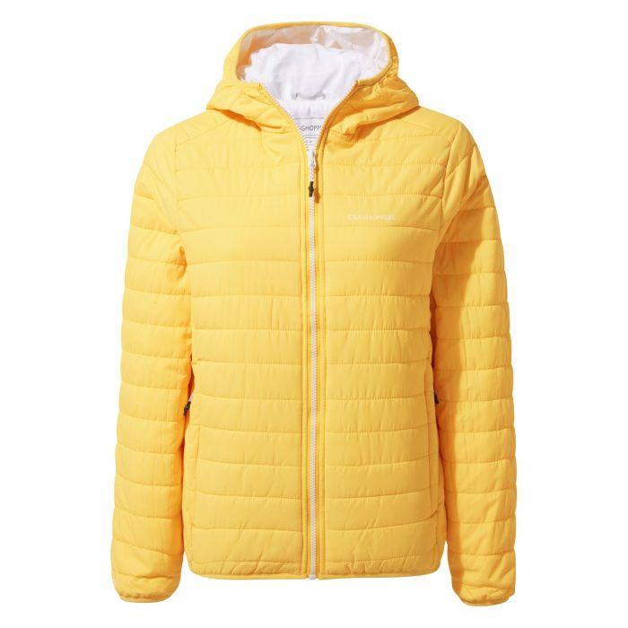 Compresslite III Womens Hooded Jacket £21.50 Delivered @ Craghoppers