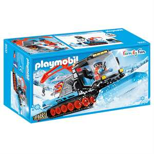Playmobil Family Fun Snow Plough Set 9500 - £15 (Free C&C or £3.50 Delivery) @ Jarrold