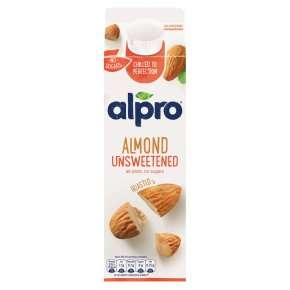 Alpro Chilled Almond Unsweetened 1litre - 90p @ Waitrose