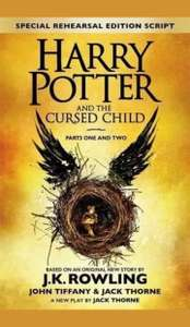 Harry Potter and The Cursed Child - Parts One and Two: The Of... by John Tiffany (Very Good Cond) - £2.99 @ worldofbooks08 ebay