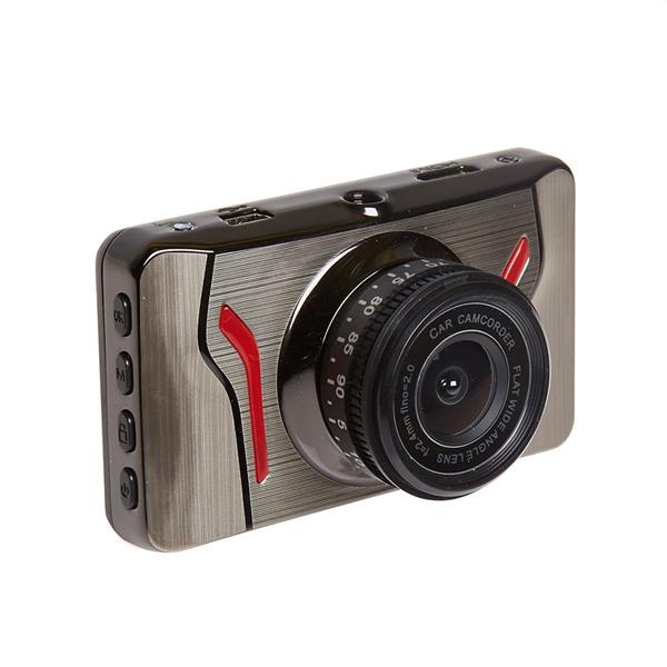 "Top Tech Full HD Dash Camera 3"" screen (1080p) for £19.99 click & collect @ Eurocarparts"