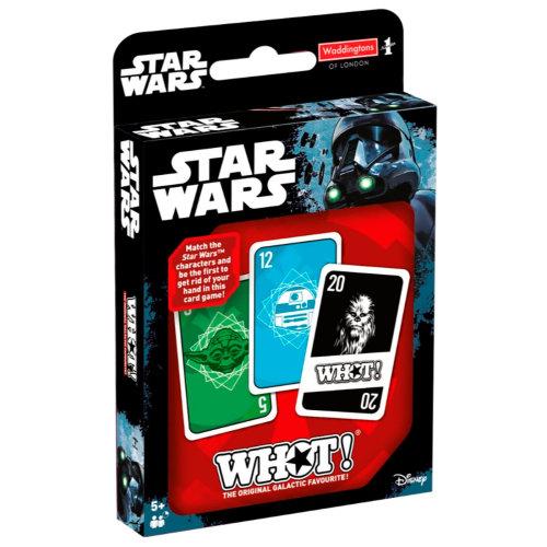 Star Wars WHOT! Card Game £2.75 Delivered @ Phillips Toys / OnBuy