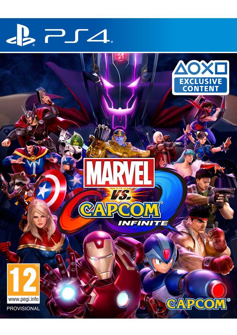 Marvel Vs Capcom Infinite on PlayStation 4 for £9.99 Delivered @ Simplygames