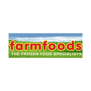 Fab Raspberry Donut Ice Lolly 6 pack 2 for 1.00 Farmfoods