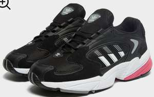 Women's adidas Originals Falcon 2000 trainers now £30 sizes 3.5 up to 6 @ JD sports Free C&C or £3.99