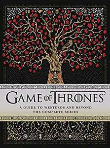 Game of Thrones: A Guide to Westeros and Beyond: The Only Official Guide to the Complete HBO TV Series £7.99 @ Argos