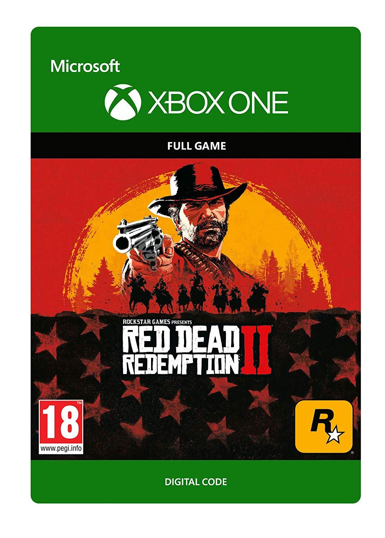 Red Dead Redemption 2 Xbox One Digital Download - Global VPN Key - £20 @ cjs-cdkeys
