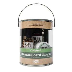 Bulldog Ultimate Beard Care Kit - £7.99 + free Click and Collect @ Superdrug