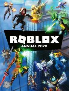 Roblox Annual 2020 (Hardback) 99p @ Waterstones (Free Click + Collect)