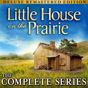 Little House on the Prairie Complete Series (in HD - Deluxe & Remastered) £14.95 on iTunes (US)