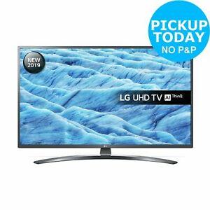 LG 49UM7400PLB 49 Inch 4K Ultra HD HDR Smart WiFi LED TV - Black - £349 @ Argos eBay