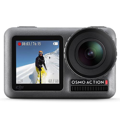 DJI Osmo Action £229 + DJI Osmo Action Travel Kit + £25 Photo Voucher @ Jessops