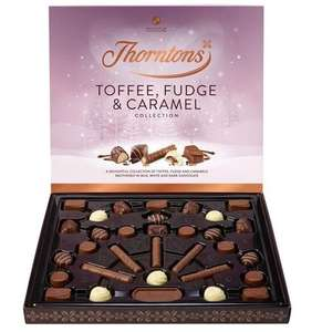 Thorntons 3 large selection boxes for £10 instore