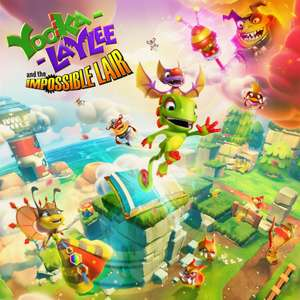Yooka-Laylee and the Impossible Lair Free @ Epic Games Store