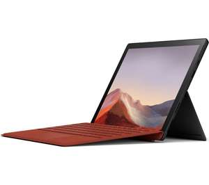 Microsoft Surface Pro 7 i5 8G/256G with type cover and office £878.99 instore @ Currys Derby