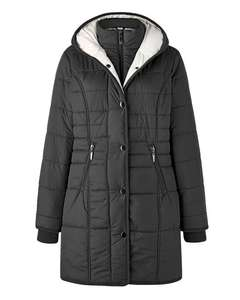 Padded Hooded Coat £35 (£3.99 Delivery or £2.99 C+C) @ Cotton Traders
