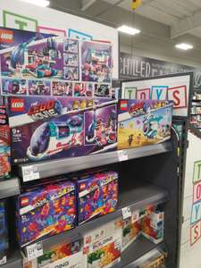 Lego Party Bus, Systar Spaceship, Friends box and more £29.99 @ Food Warehouse