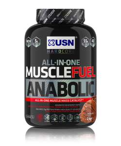 USN Anabolic protein powder 2kg - different flavours £22.49 @ Amazon