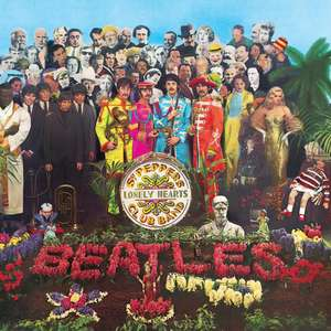 The Beatles – Sgt. Pepper's Lonely Hearts Club Band LP Vinyl £10.99 @ 365Games