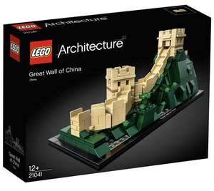 Lego 212041 Great Wall of China Architecture Set (Instore Only) @ Lego Store