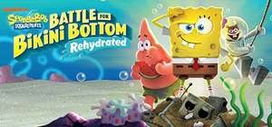 Pre-order SpongeBob SquarePants Battle For Bikini Bottom Rehydrated (Nintendo Switch/Xbox One/PS4/PC) £21.95 delivered @ The Game Collection