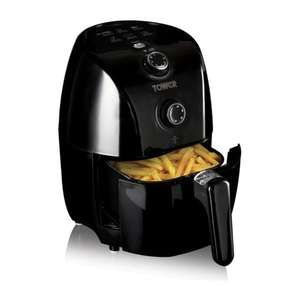 TOWER 2.2L 1000W Compact Air Fryer £24.99 at Argos (Free collection)