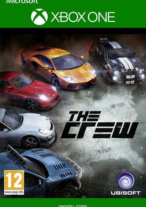 The Crew Xbox One £4.99 @ CDKeys