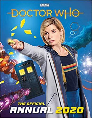Doctor Who: Official Annual 2020 - 99p (+£2.99 Non Prime) @ Amazon