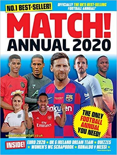 Match Annual 2020 - 99p (+£2.99 Non Prime) @ Amazon