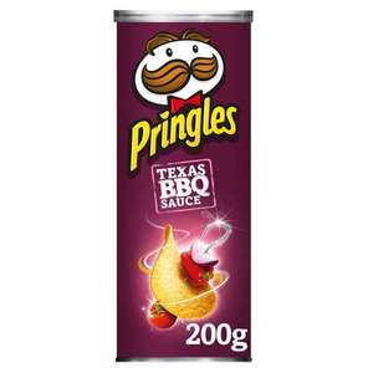 Pringles potato chips various flavours 200g - £1.25 @ Sainsbury's