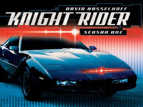 Knight Rider season 1 HD Prime Video £3.99 @ Amazon