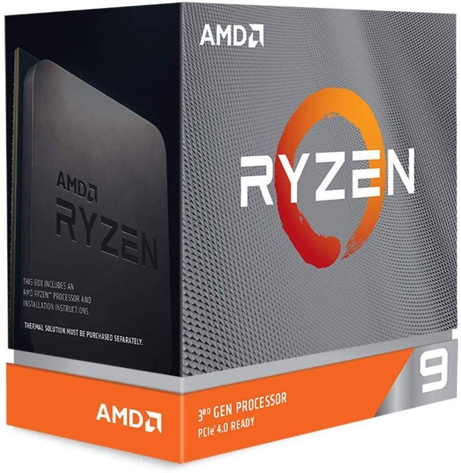 AMD Ryzen 9 3950X Processor (16C/32T, 72MB Cache, 4.7 GHz Max Boost) £719.99 @ Amazon