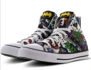 Converse Chuck Taylor All Star X Batman @ Footlocker for £34.99 (sizes 8, 8.5 and 9 left)