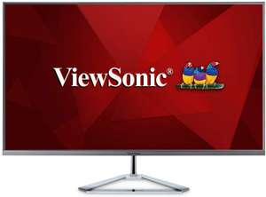 Viewsonic VX3276-MHD-2 32-Inch Full HD Frameless IPS Entertainment Monitor 1080P with speakers - Silver £154.48 @ Amazon