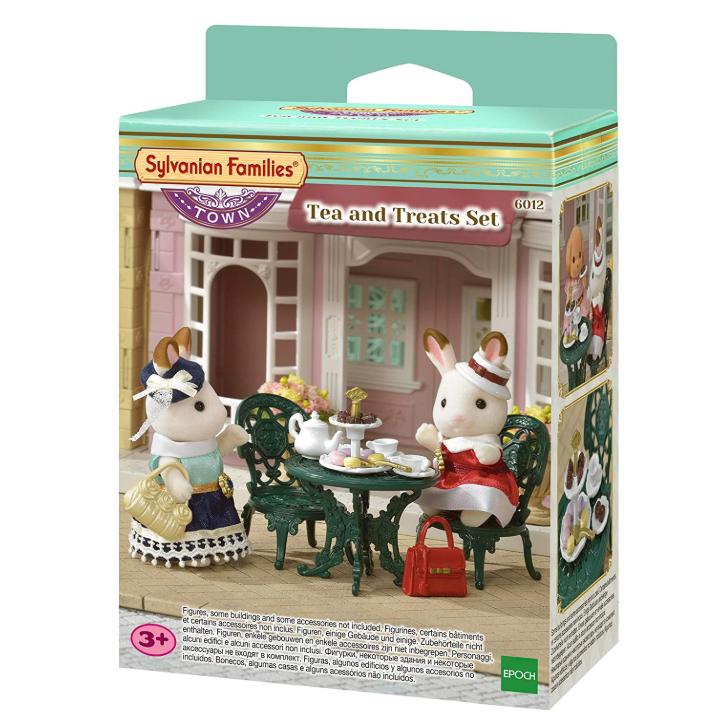 Sylvanian Families Town - Tea and Treats £5.00 @ Amazon Prime (£3.49 non Prime)
