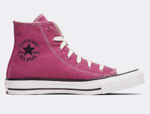 Womens Converse Chuck Taylor All Star High Renee Trainers now £29.99 sizes 3 up to 7 @ Footasylum Free C&C or £3.95 p&p more in description