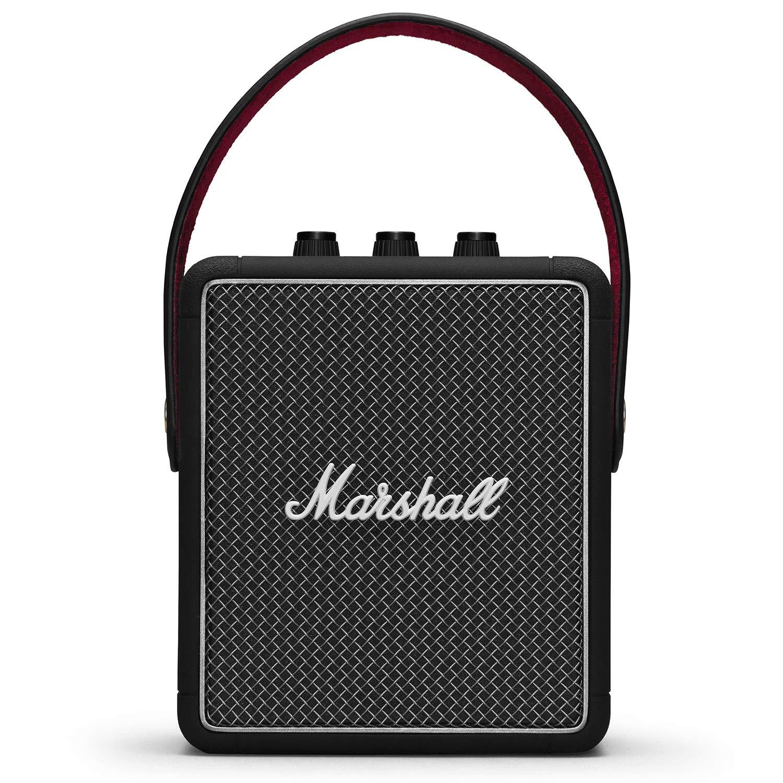 Marshall Stockwell II Portable Bluetooth Speaker - Black (UK) £99 Amazon Prime Delivered