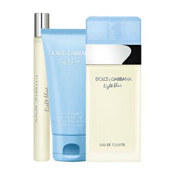 Dolce & Gabbana Light Blue 50ml Gift Set / £19.99 instore @ B&M Hemel Hempstead