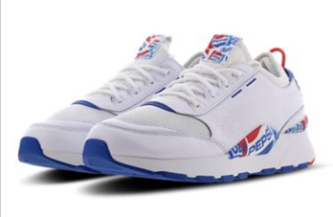 Puma RS-0 X Pepsi - Men Shoes @ Footlocker for £34.99 delivered