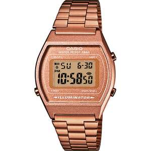 Casio Collection Unisex Adults Watch Rose B640WC - £29.99 @ Amazon