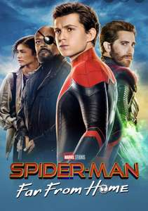 Spiderman Far From Home - £9.99 @ iTunes Store
