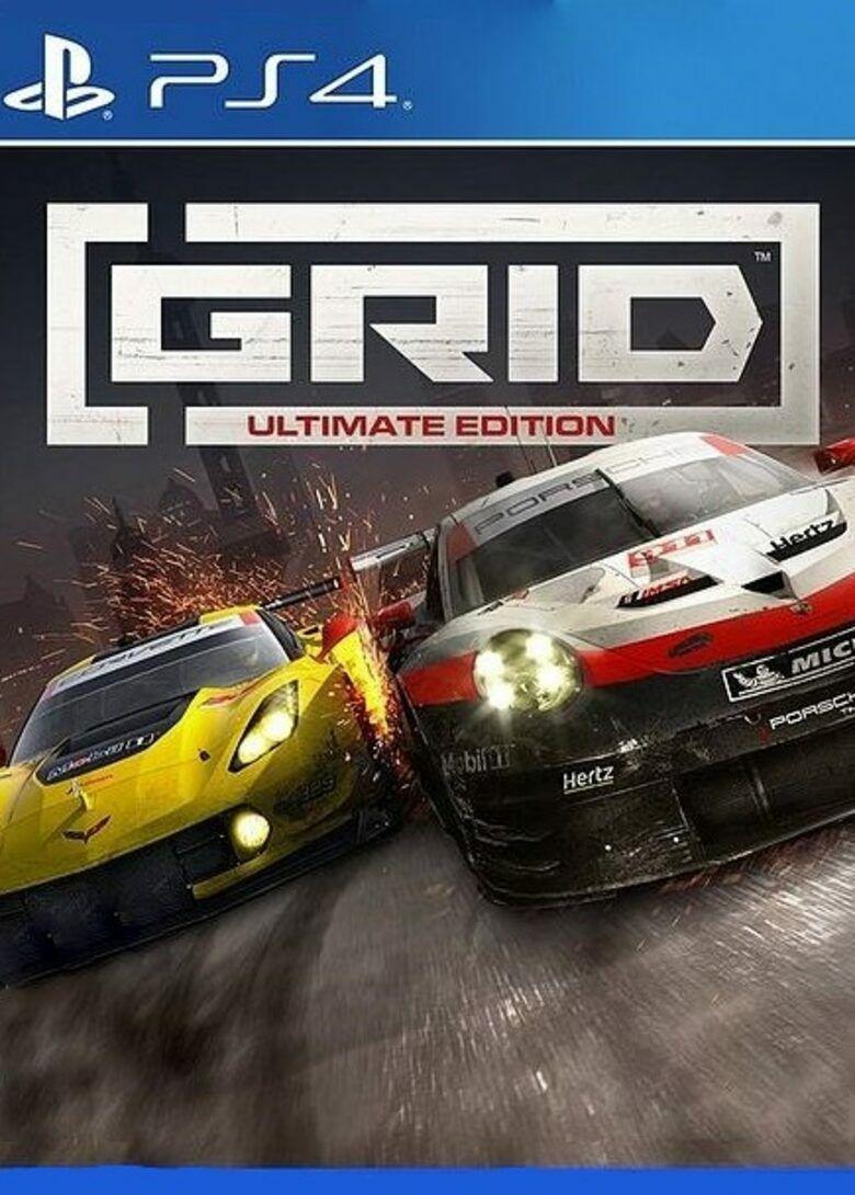 Grid 2019 (Ultimate Edition Upgrade) DLC PS4 £1.12 @ Eneba