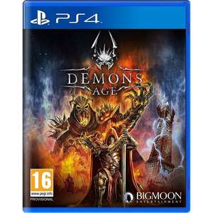 Demons Age (PS4) £17.99 @ 365games