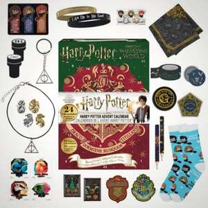 Harry Potter Wizarding World Advent Calendar - £11 + free Click and Collect @ Menkind
