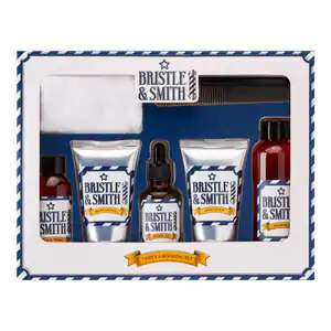 Bristle & Smith 7 Piece Grooming Set - £4.99 @ Superdrug (free click and collect)