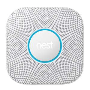 Google Nest Protect, 2nd Generation, Battery & Wired £85.00 @ Mr Central Heating