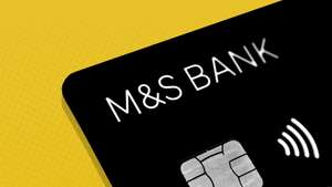 Free £180 Marks and Spencer gift card when you switch and stay @ M&S Bank