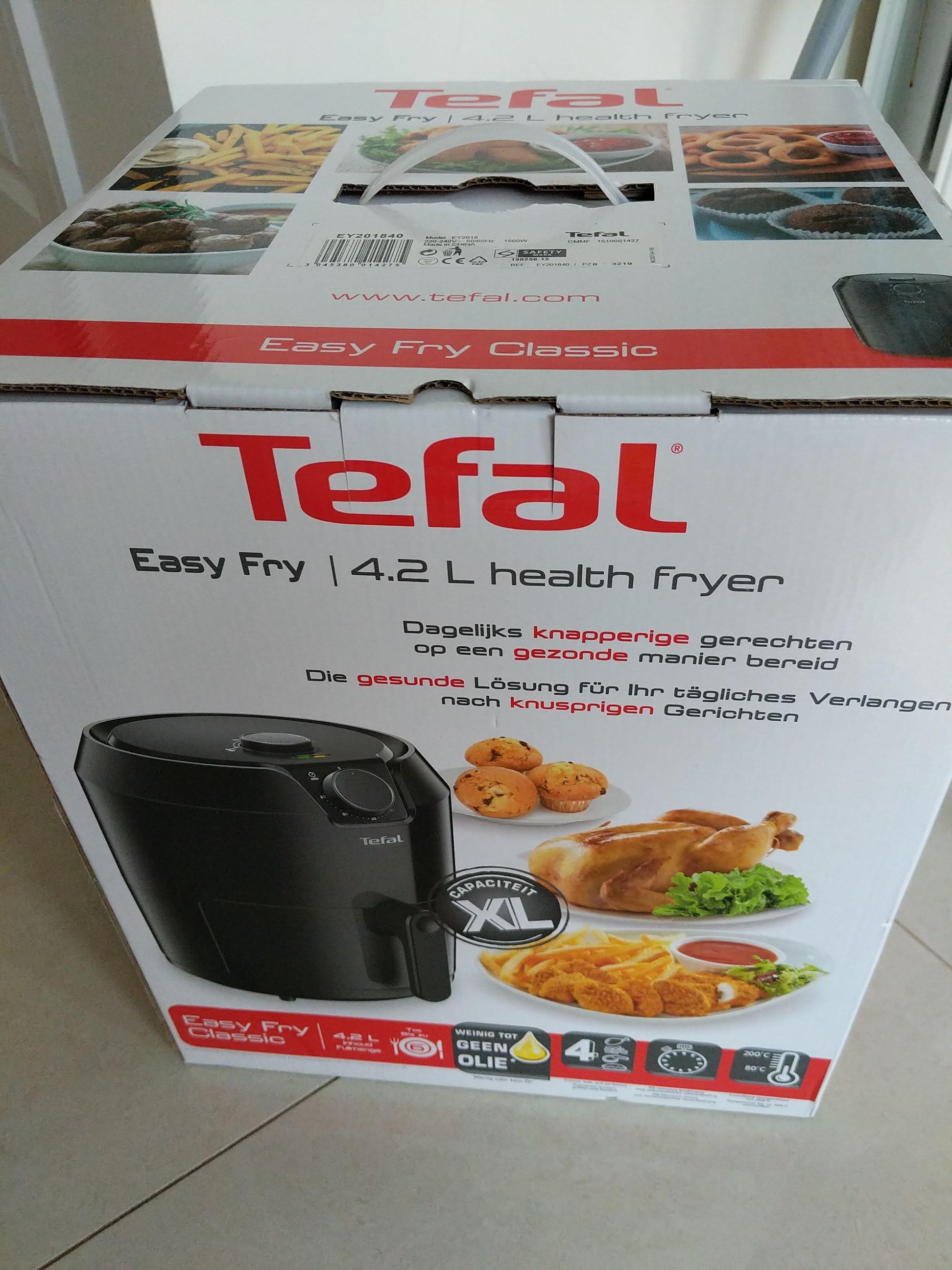 Tefal Easy Fry 4.2l XL Health Fryer £44 at Tesco Extra Chorley