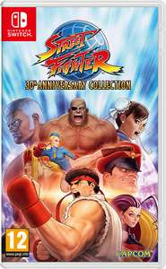Street Fighter™ 30th Anniversary Collection Nintendo's switch eShop - £17.99